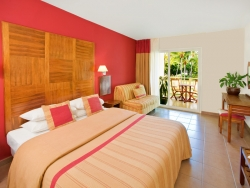 Chambre 1 hotel le recif produced by lux