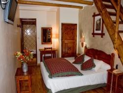 Chambre 1 hotel le vieux cep