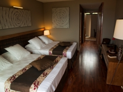 Chambre 2 iloha seaview hotel